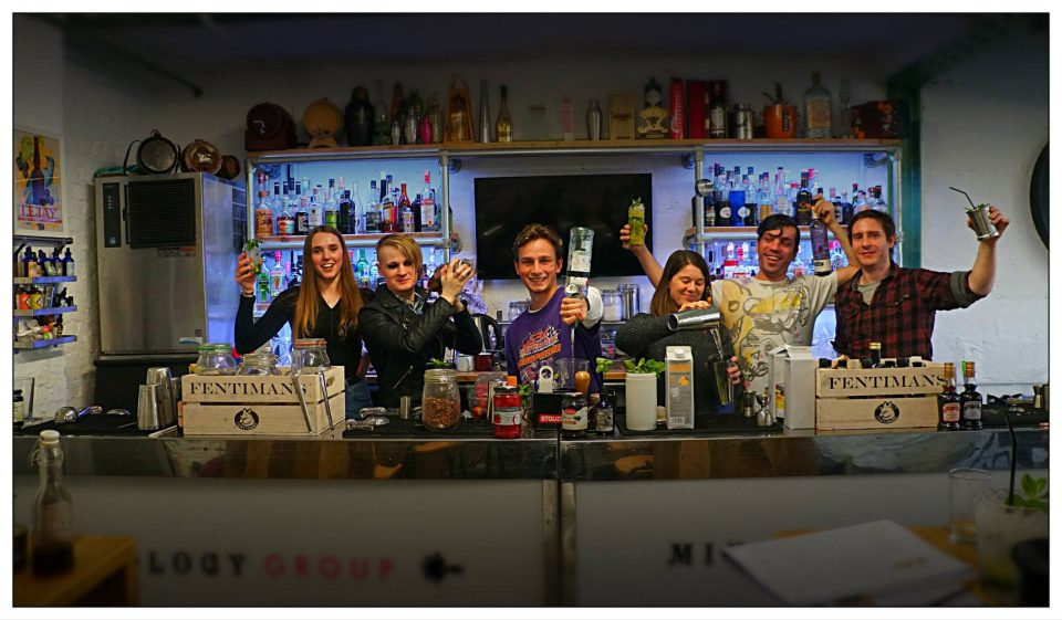 Accredited Global Bartenders Certificate