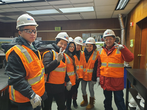 Thanks Build Smart for a great Field trip!