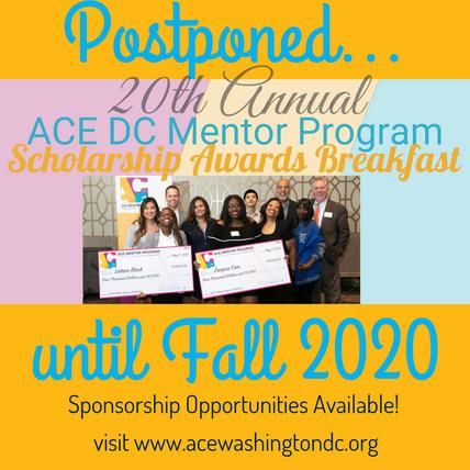 20th Annual Scholarship Breakfast Postponed