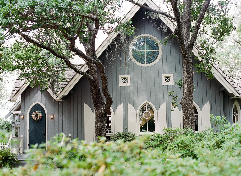 Bald Head Island Chapel