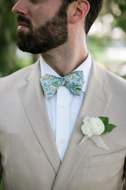 bow ties and bouts