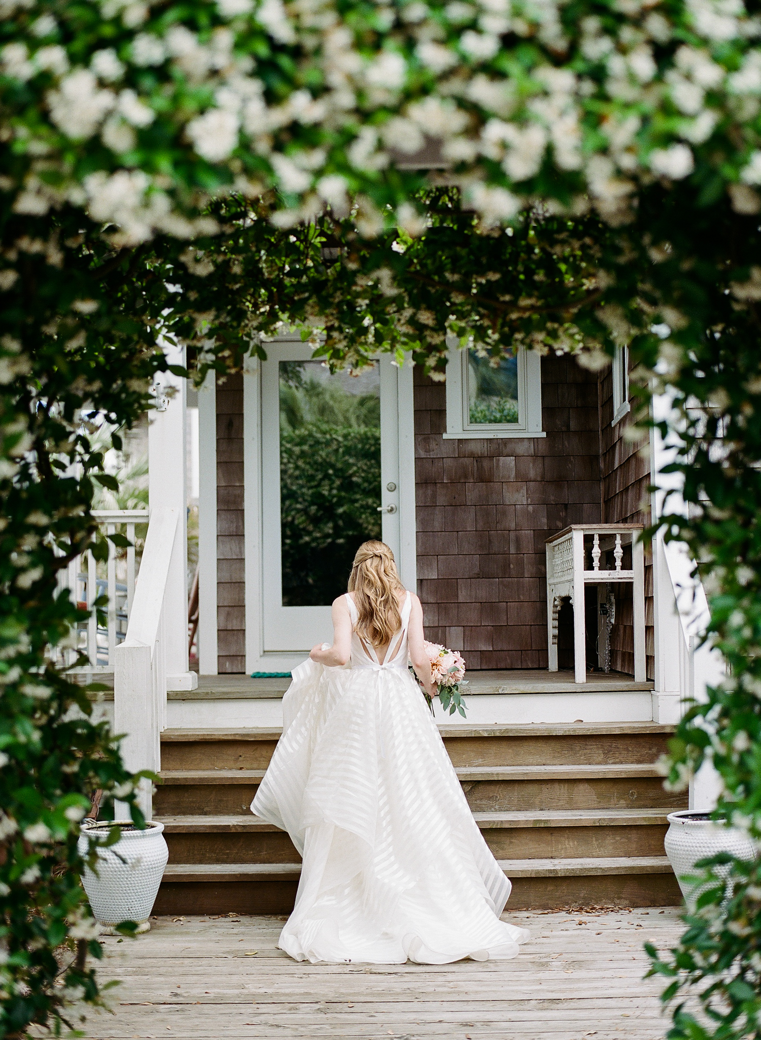 Bride, Bald Head Island
