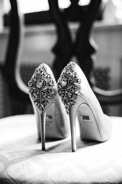 wedding stilettos