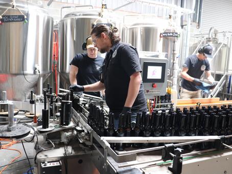 Eden Brewery:  Brewery Tour