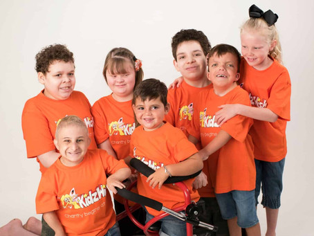 KIDZWISH - SCHOOL HOLIDAY FUN (Discover Voucher)
