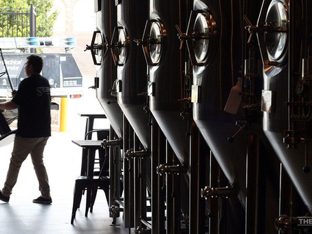 Stoic Brewery:  Brewery Tour