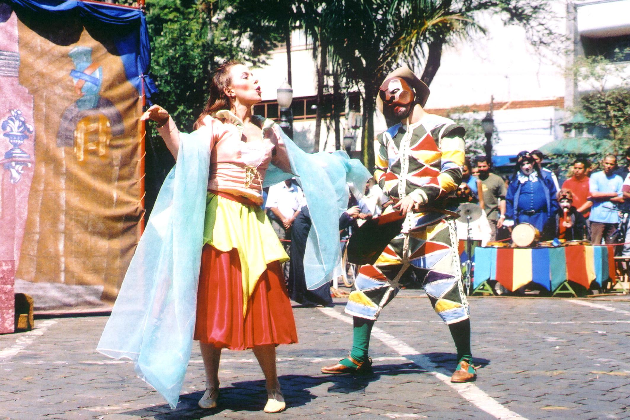 CCC Isabela e Arlequino