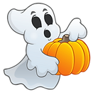 Halloween_Ghost_with_Pumpkin_PNG_Picture