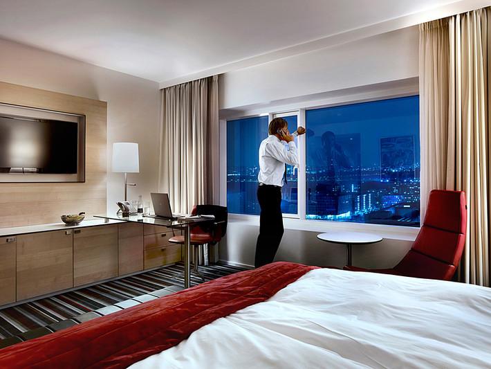 Copenhagen Towers Crowne Plaza Hotel