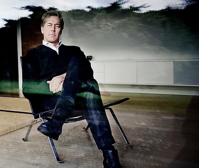 Todd Blake Vewers Danish-American minimalist modern architect