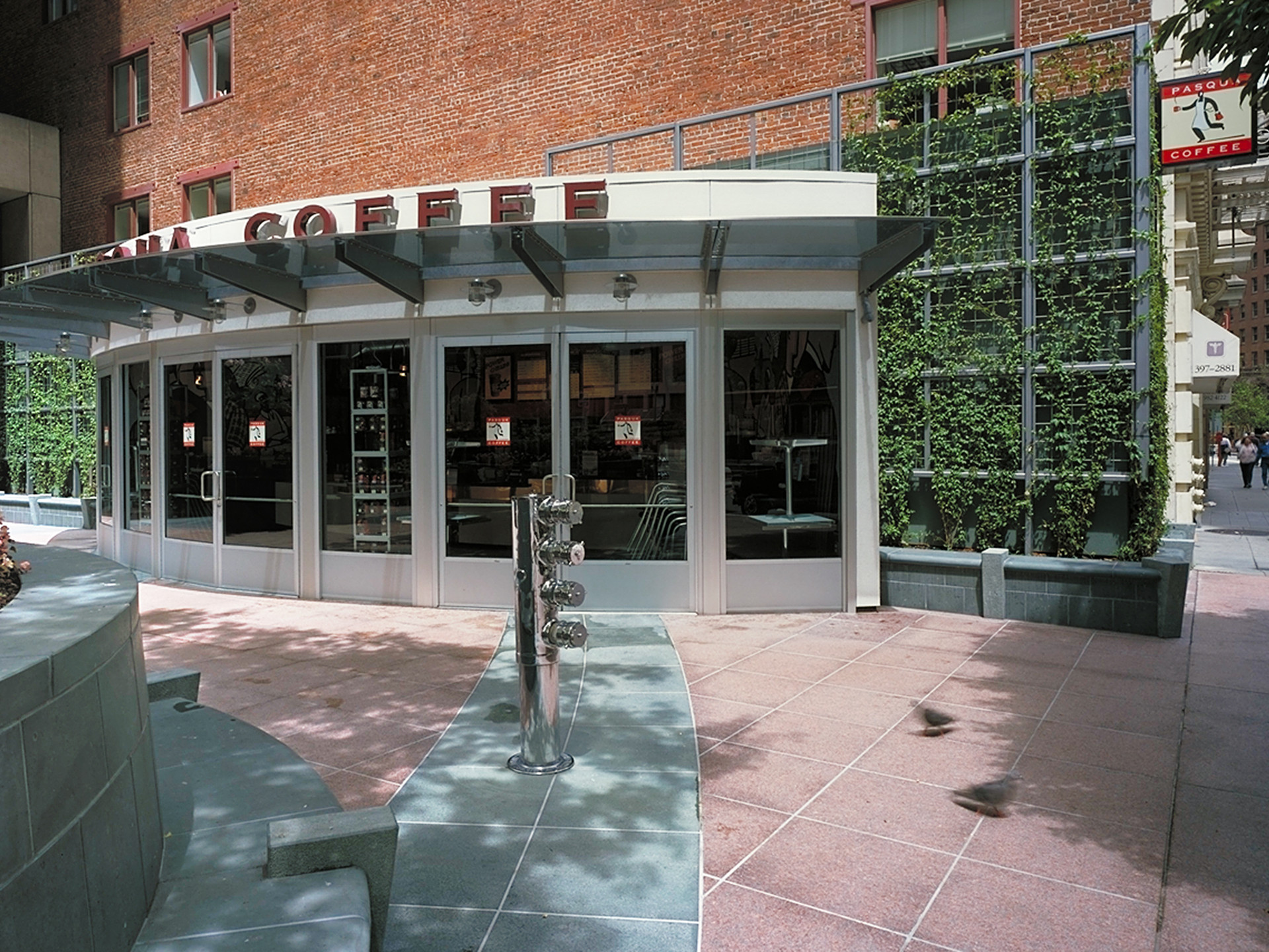 Pasqua Coffee Shop