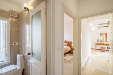 Shower & Medium Bedroom