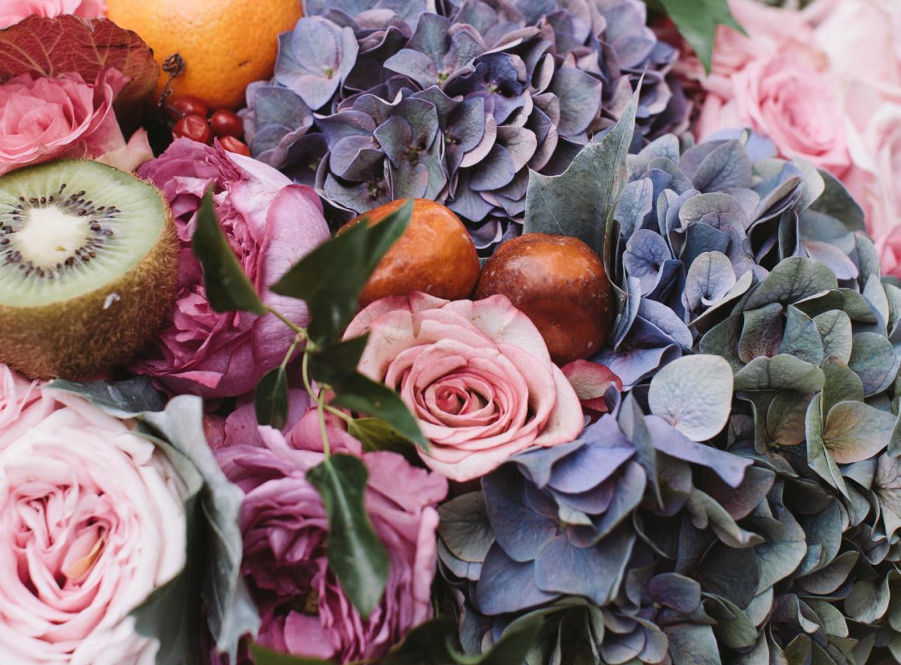 Nearby Flower market