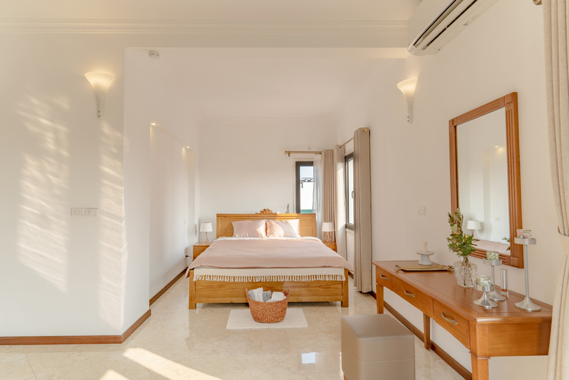Chic Parisian_ Master Bedroom