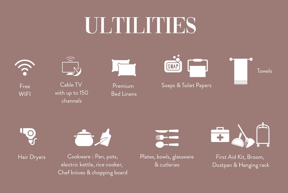Ultilites highlights