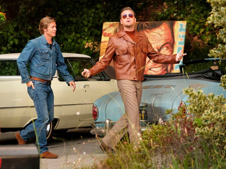 Movie Talk • Once upon a time in Hollywood