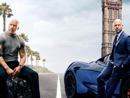 Movie Talk • Fast & Furious: Hobbs & Shaw