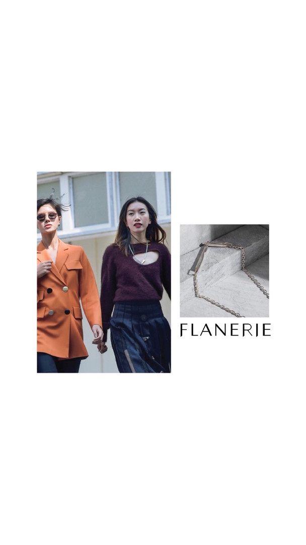 FLANERIE contemporary concept retail / S