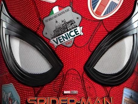 Movie Talk • Spider-Man: Far from Home