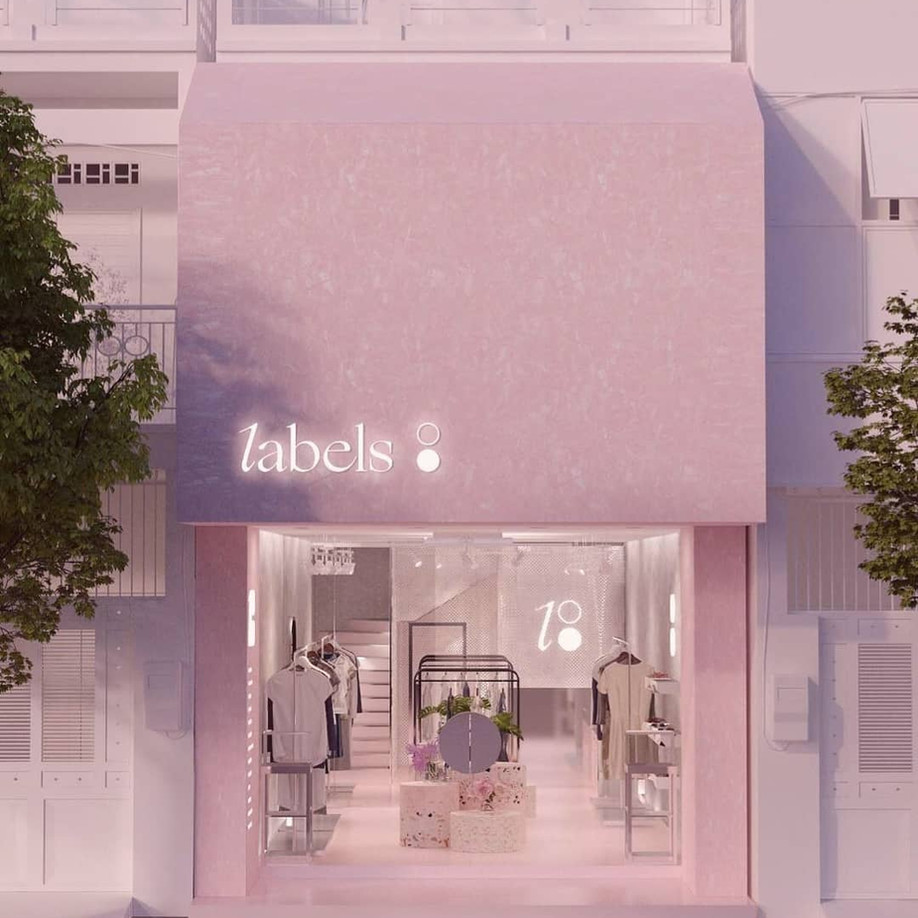 labels: concept retail