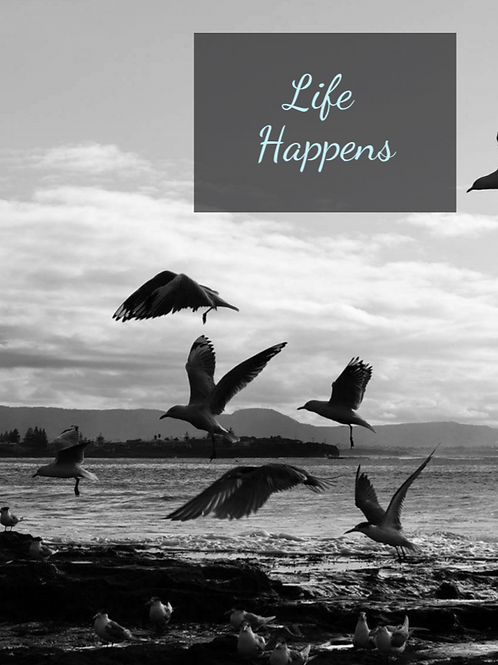 Life Happens - Book of poems