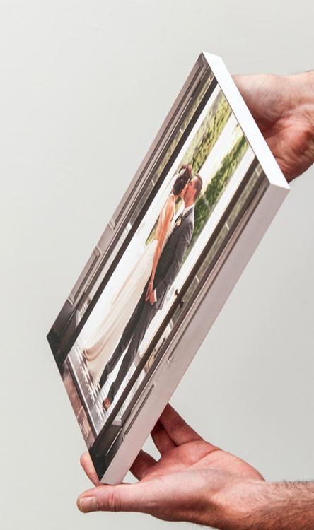 Print Block Mounting