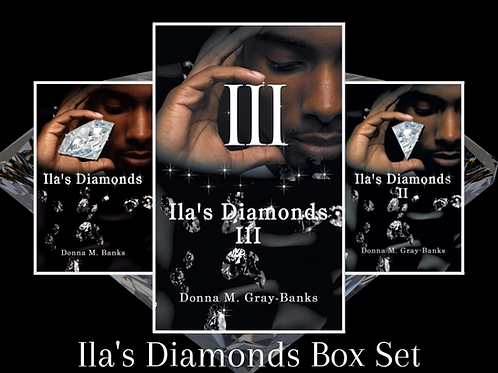 Ila's Diamonds: Box Set