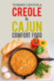 COVER_Creole and Cajun Comfort Food_2020