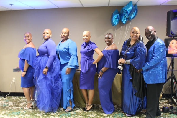 Video of Alopecia Awareness on First Stop of CONFINEMENT CHRONICLES Tour