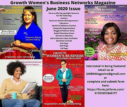 GrowthWomensBusinessNetworksMagazineFlye