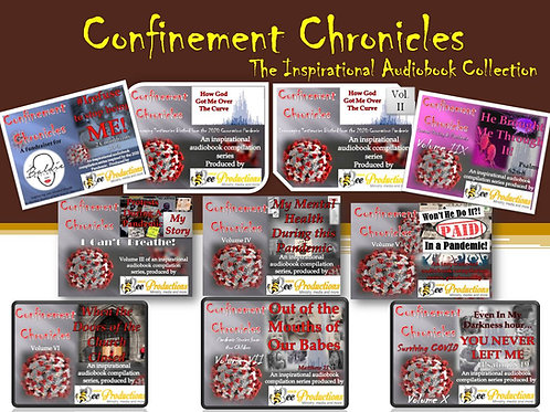 CONFINEMENT CHRONICLES:  THE COMPLETE SET (TENVOLUMES)