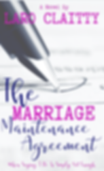 Cover_THE_MARRIAGE_MAINTENANCE_AGREEMENT