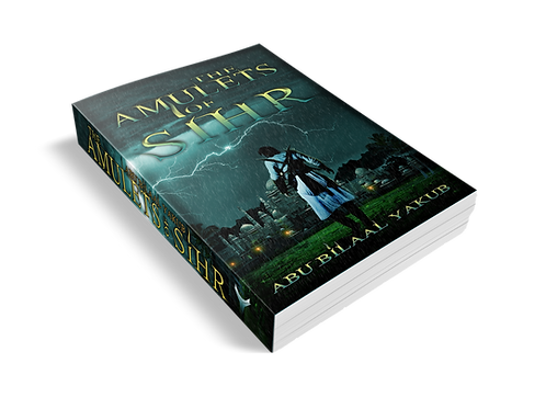Amulets of Sihr - Paperback