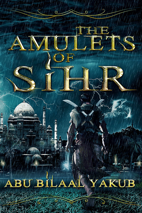 Amulets of Sihr - Ebook