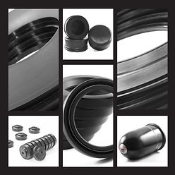 Set rubber industry sealing for industry