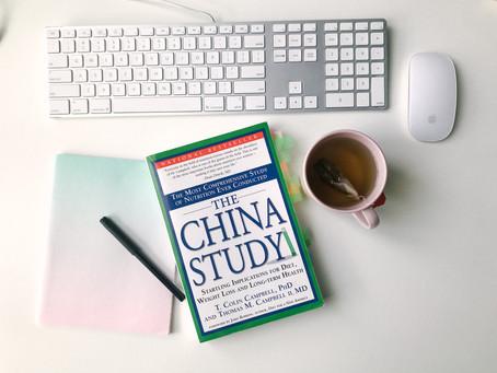 The China Study: 5 wetenschappelijke inzichten over plantaardige voeding