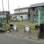第1回公園清掃(新田第1児童遊園)