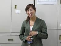 スピーチボイストレーナー 宮津みどり氏のセミナートーク