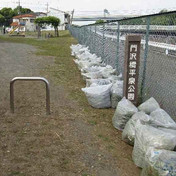第1回公園清掃(平泉公園)