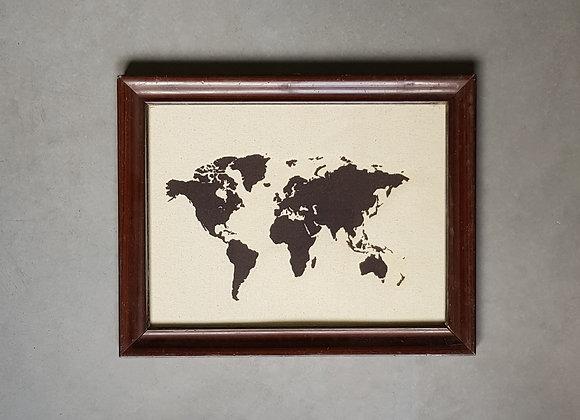 תמונה של מפת העולם