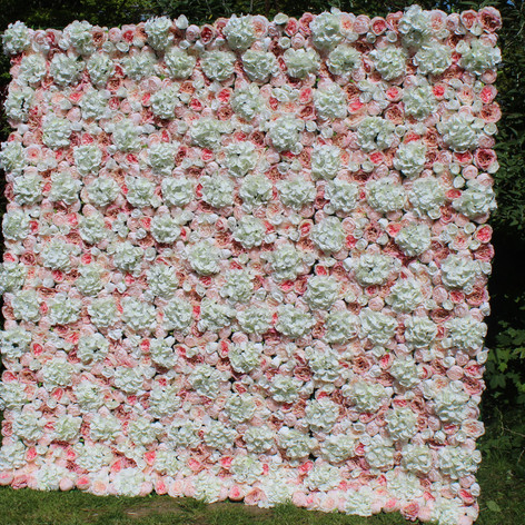 Flower Wall Hire Somerset