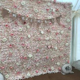 Flower Wall Hire Dorset