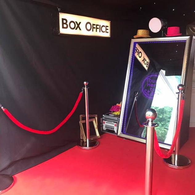 Magic Mirror Photo Booth Hire Surrey