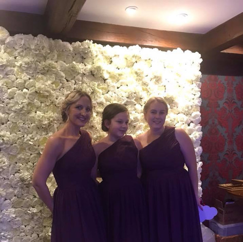 Flower Wall Hire In Hampshire