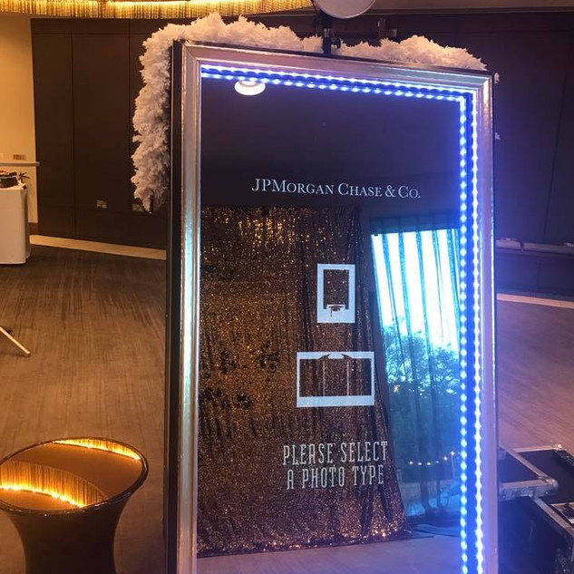 Magic Mirror Photo Booth Hire Somerset