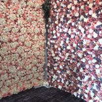 Flower Wall Hire Devon