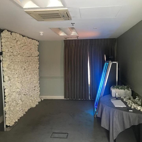 Flower Wall Hire In Weymouth