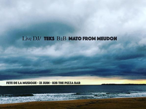 MIX TEKS MATO FLY B2B THE PIZZA BAR