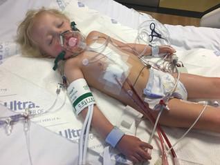 Our Little Heart Warrior