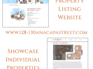 Introductory Promo on Individual Property Listing Websites!!!